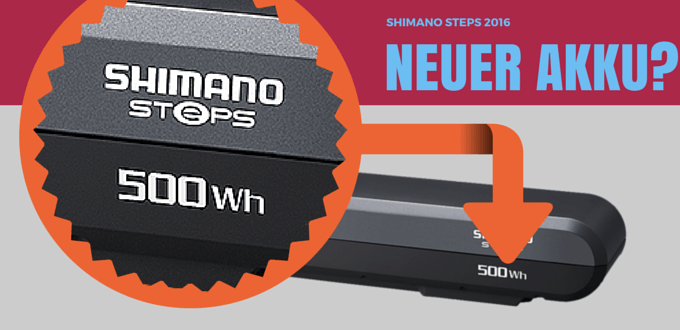 Nou Shimano Steeps 2016